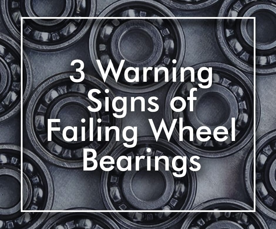 Wheel Bearing Warning Signs